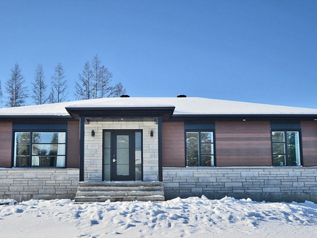 Construction maison neuve par Midalto / Entrepreneur général à Québec