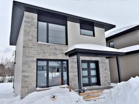 Construction de maison par Midalto, entrepreneur général à Québec