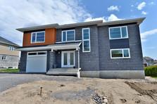 Plan de maison avec garage / Extérieur 3