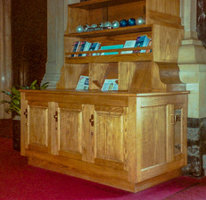 St. Matthew's Cathedral bureau units