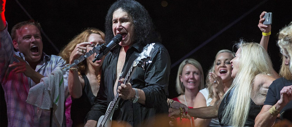 Charity fundraiser at Lake Minnetonka mansion sealed with a Kiss concert