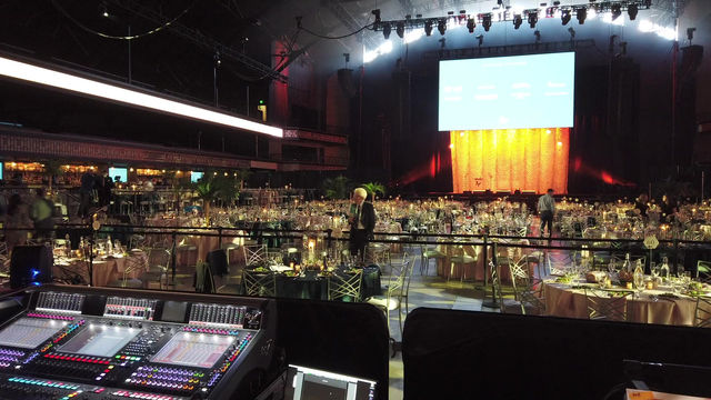 Children's Cancer Research Fund Gala Time Lapse