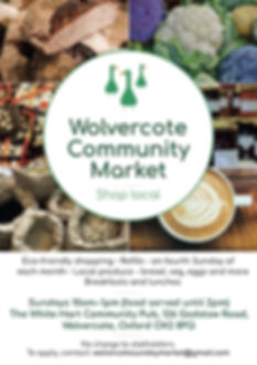 Wolvercote Community Market_mailer_Poste