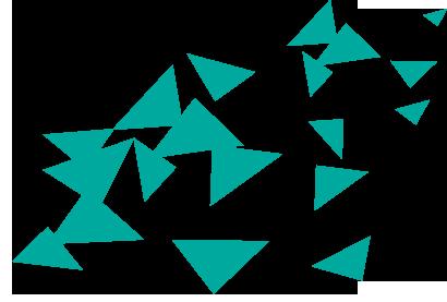 分散藍三角
