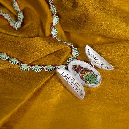 परिवर्तन I // Parivarthan I // Transform I - Big Locket Necklace