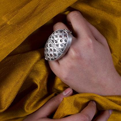 परिवर्तन III // Parivarthan III // Transform III- Double Finger Ring