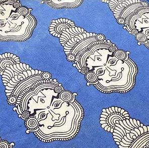 Kalamkari Pattern
