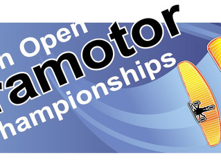 2020 British championships - A date for your diary