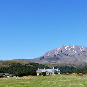 NZ'S LARGEST VOLCANO - MOUNT RUAPEHU