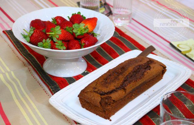 עוגת שוקולד | רוקחת החלומות