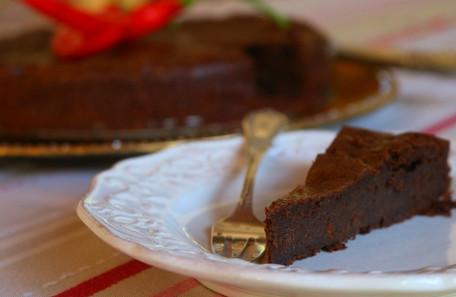 עוגת צ'וקולטה _ רוקחת החלומות