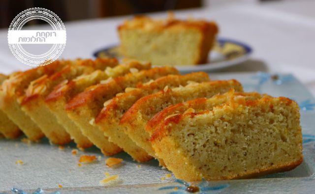 עוגת תפוזים ושקדים | רוקחת החלומות