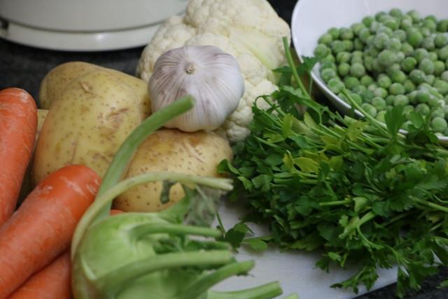 מתכון מרק ירקות
