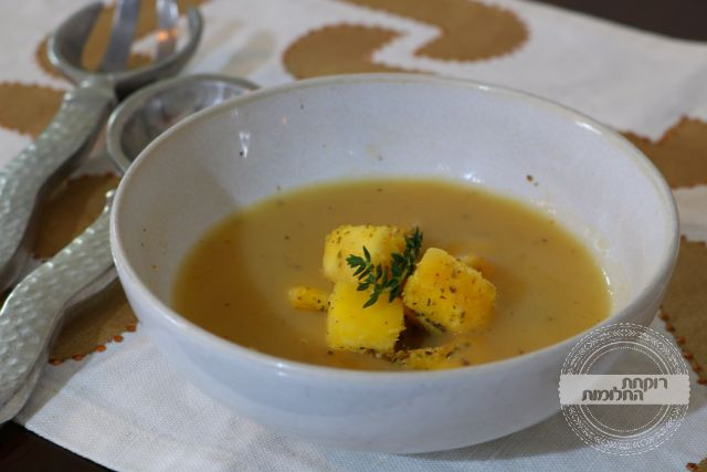 מרק תפוחי אדמה ויוקה | רוקחת החלומות