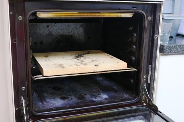 אבן שמוט בתנור