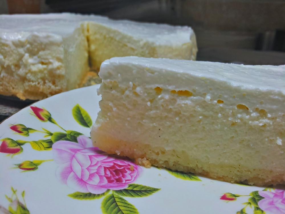 עוגת גבינה אפויה  הבלוג של שרון מקונדיטוריה שרון & רנה