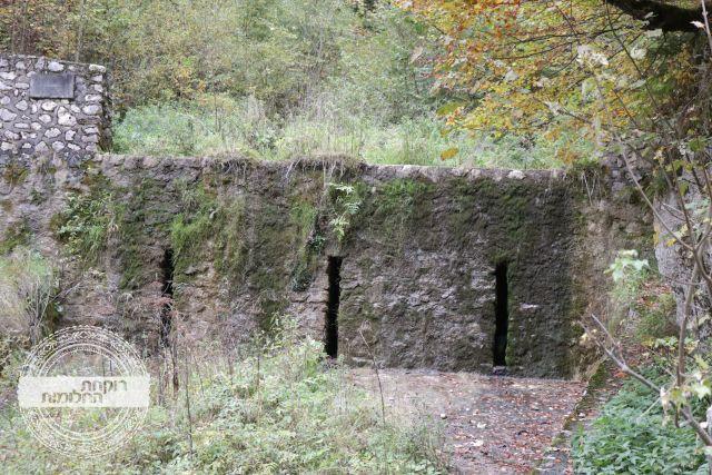 סכר עתיק בשמורתדומבוישיווארה | רוקחת החלומות