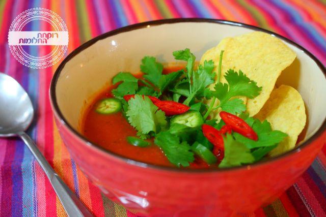 מרק עגבניות | רוקחת החלומות