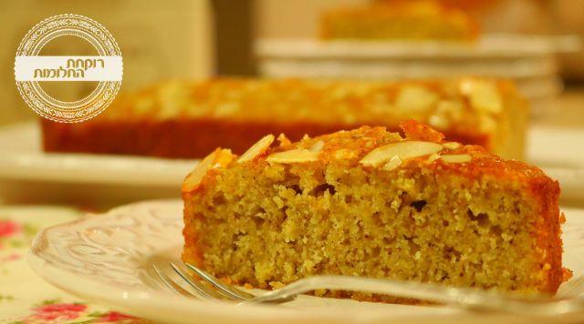 עוגת תפוזים ריחנית | רוקחת החלומות