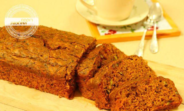 עוגה חורפית מחממת - גזר, דלעת וסלק | רוקחת החלומות