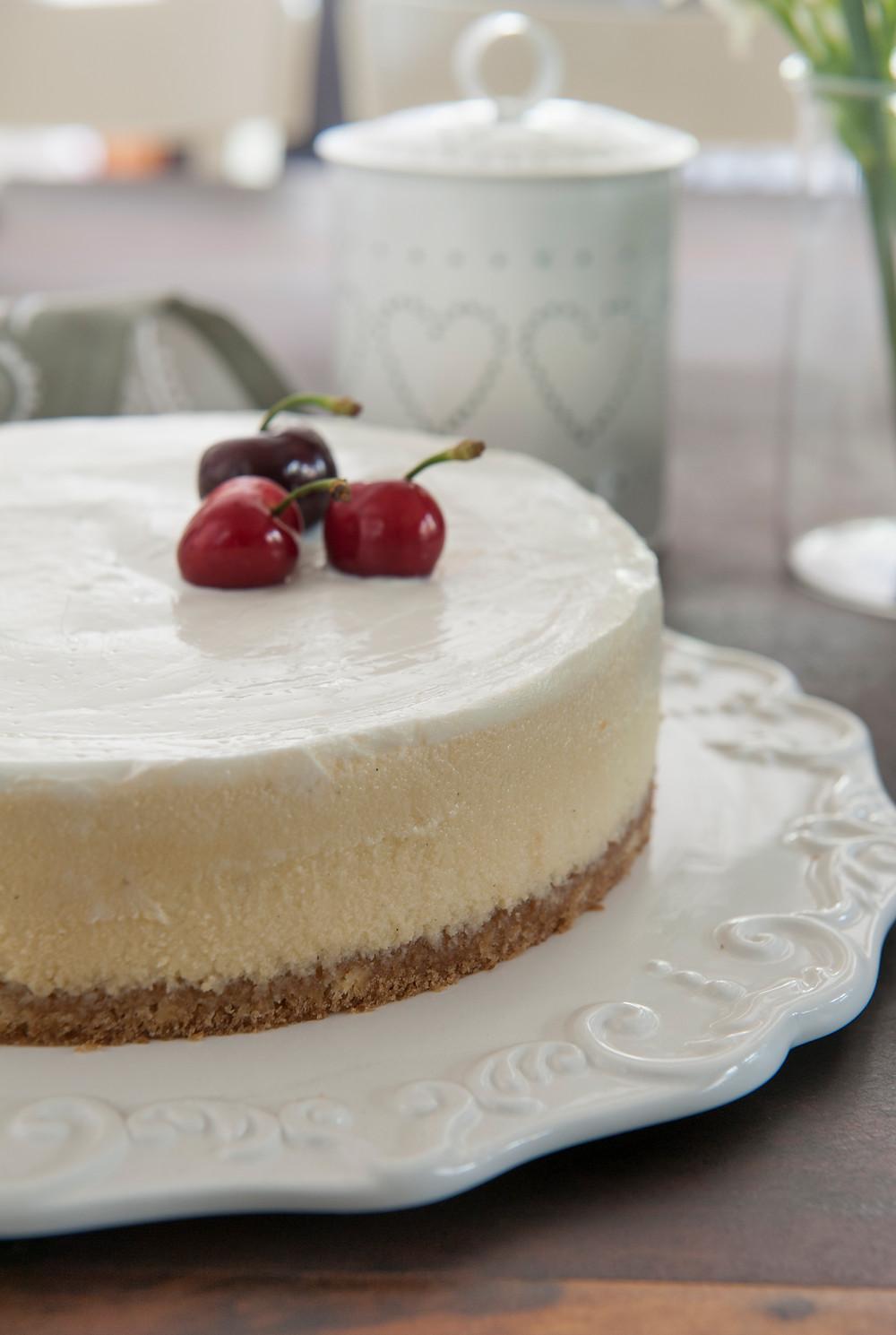 עוגת גבינה ניו-יורקית - הבלוג של שרון מקונדיטוריה שרון & רנה
