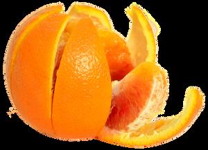 לקלף תפוז טבורי