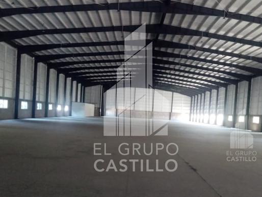 ALQUILO NAVE INDUSTRIAL 4,000 M2, DESVIO DE OPICO, NUEVA A ESTRENAR