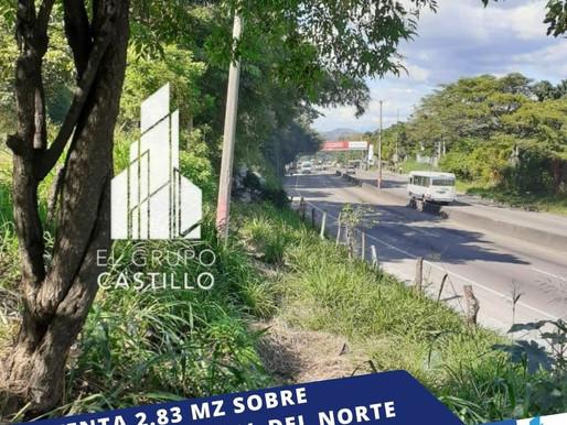 PARA INVERSION VENDO 2.83 MZ EN LA TRONCAL, CIUDAD DELGADO
