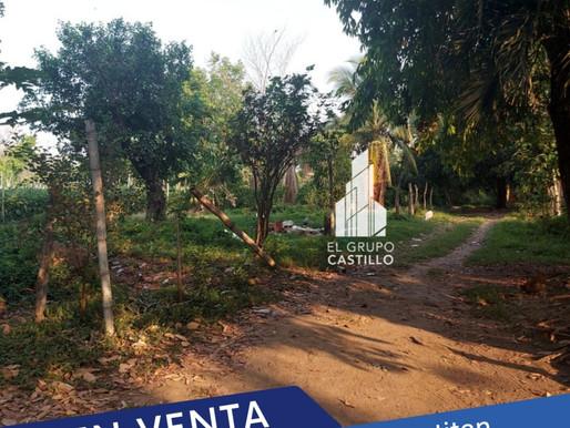 En venta Terreno de 7.15 Mz en Zapotitan, de regadio