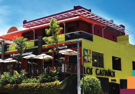EN CENTRO COMERCIAL LOS CASTAÑOS, ALQUILO LOCALES PARA REST. O FRANQUICIA