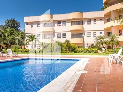 Apto en alquiler o venta Condominio Cosmopolitan, Primera Planta- Santa Elena