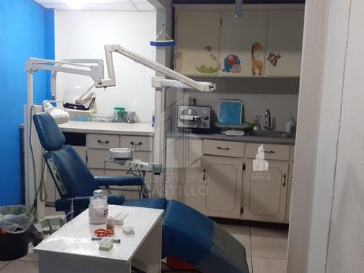 En alquiler complejo de clínica odontológica en calle de comercio, Nuevo Lourdes.