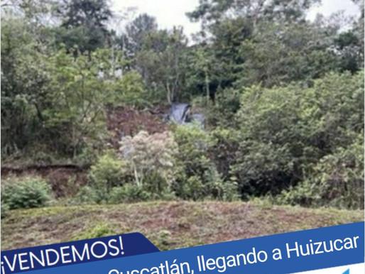 En venta 3 MZ nuevo Cuscatlán, llegando a Huizucar