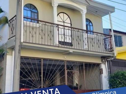 En venta Casa en Residencial Villa Olímpica I. (zona de Constitución)