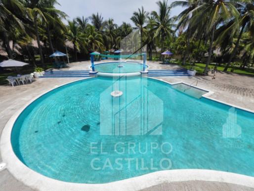 """En venta 8,800 Varas en la costa Del Sol, zona""""PREMIUM"""" para proyecto de Apartamentos"""