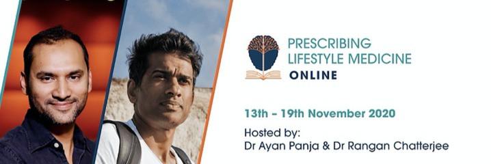 Prescribing lifestyle medicine - online!