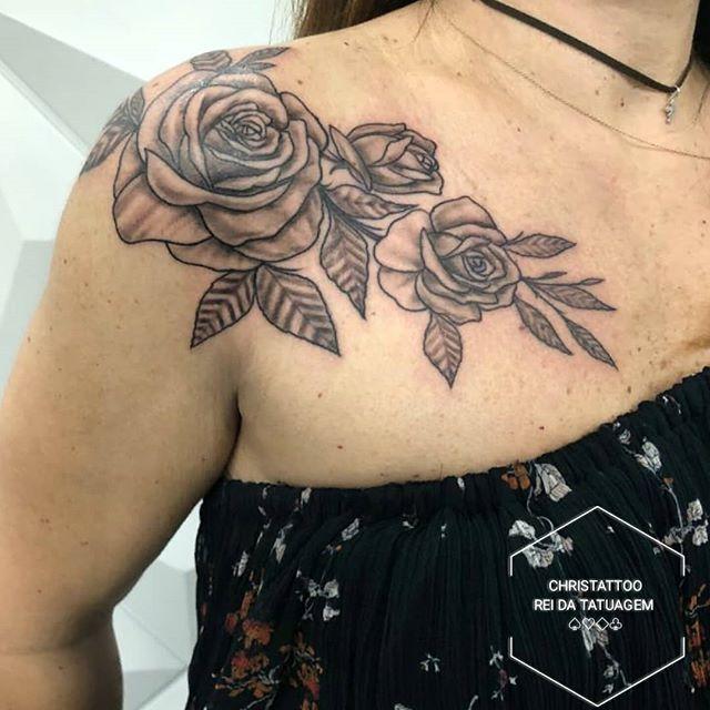 Flores  #cristorei #tatuadorescuritiba #