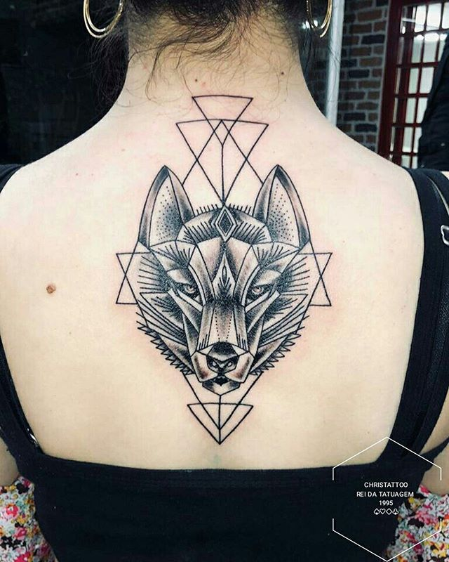 Lobo - #tattoo #ink #tatuagem #wolftatto