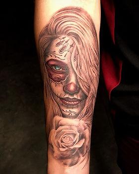 Essa tatuagem é a realização do sonho de
