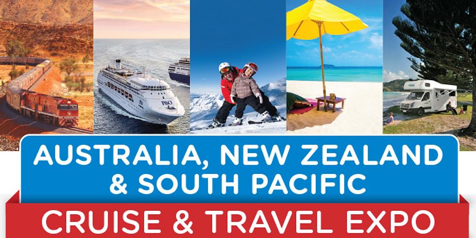 Australia, New Zealand & South Pacific CRUISE & TRAVEL EXPO