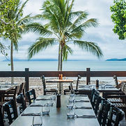 Airlie Beach Day Tour | George's Diner, Conway Beach | Northerlies Beach Bar & Grill | Airlie Beach Scenic Drive