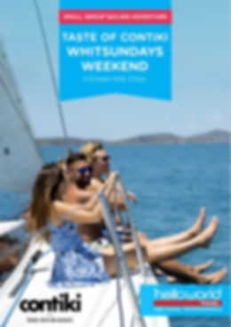 Whitsunday Weekend Front Page.JPG