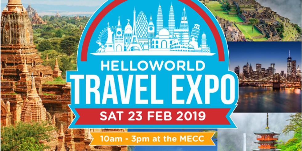 2019 Helloworld Travel Expo