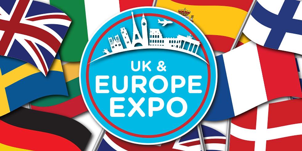 HELLOWORLD TRAVEL UK & EUROPE EXPO