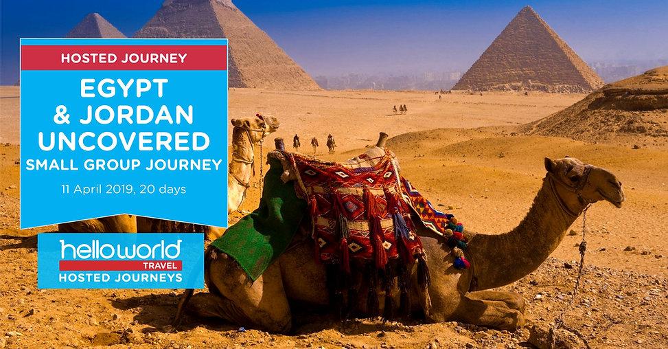 Egypt & Jordan Uncovered 2019 FB Group C