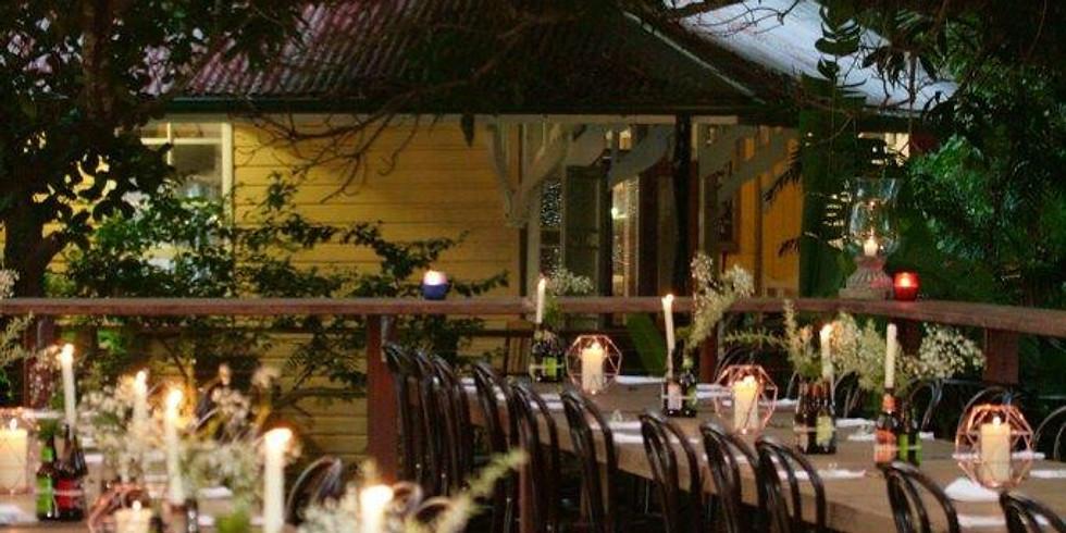 OLD STATION TEA HOUSE DINNER
