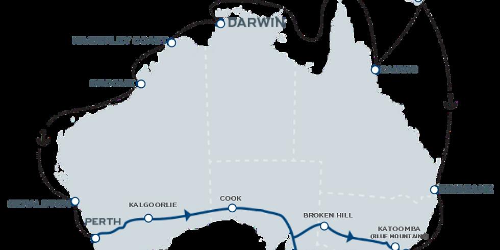 Northern Explorer - Rail & Sail Package
