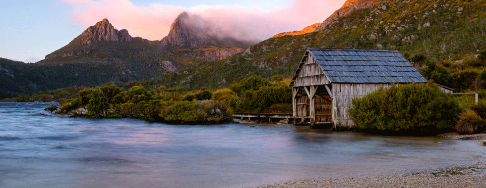 Boat Shed Cradle Mountain