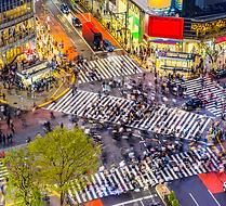 ASIA,-Japan,-Tokyo,-Shibuya-Crossing,-Pu