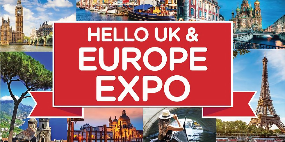 Europe Expo - SUPPLIER REGISTRATION